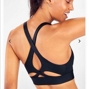 Fabletics Intimates & Sleepwear - Fabletics Ella High Impact Zip Front Sports Bra